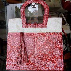 bolso rojo comb REF 618 grande