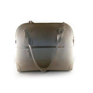 Bolso referencia 777 fabricado en cuero color beige