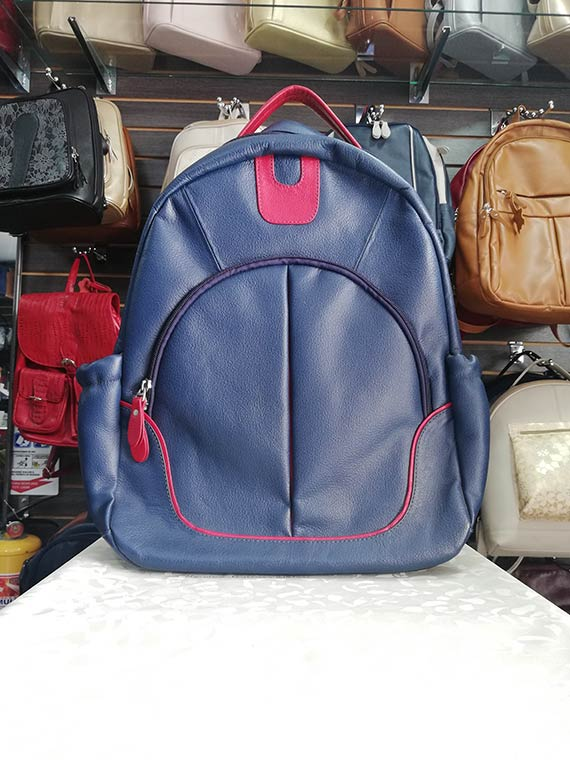 Morral Ref n20 solo azul