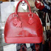 Bolso rojo referencia 783 mini- - Cueros Hazard